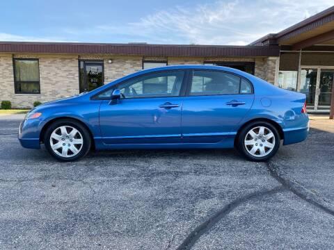 2006 Honda Civic for sale at Caruzin Motors in Flint MI