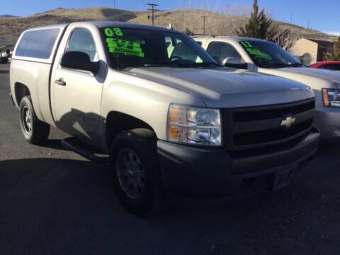 2008 Chevrolet Silverado 1500 for sale at Small Car Motors in Carson City NV