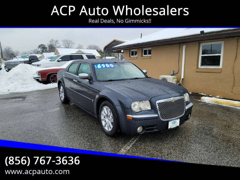2007 Chrysler 300 for sale at ACP Auto Wholesalers in Berlin NJ