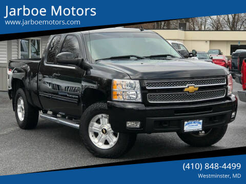 2012 Chevrolet Silverado 1500 for sale at Jarboe Motors in Westminster MD