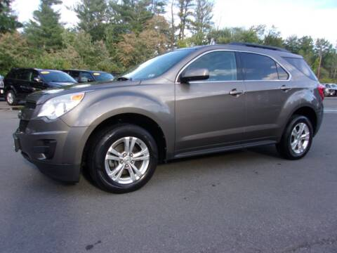2012 Chevrolet Equinox for sale at Mark's Discount Truck & Auto in Londonderry NH