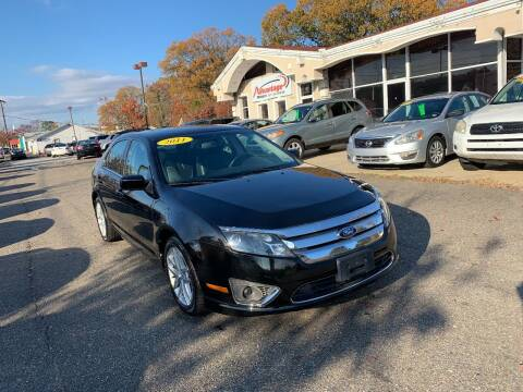 2011 Ford Fusion for sale at Advantage Motors in Newport News VA