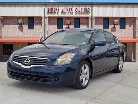 2008 Nissan Altima for sale at Best Auto Sales LLC in Auburn AL