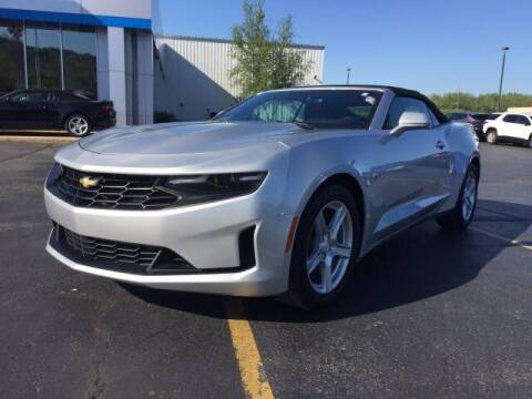 2019 Chevrolet Camaro for sale at Jones Chevrolet Buick Cadillac in Richland Center WI