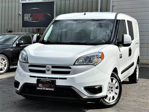 2017 RAM ProMaster City Wagon for sale at Haus of Imports in Lemont IL