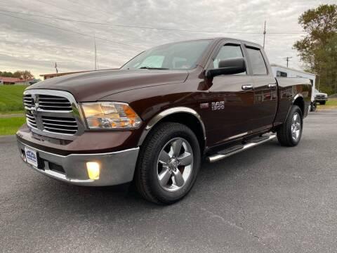 2014 RAM Ram Pickup 1500 for sale at SETTLE'S CARS & TRUCKS in Flint Hill VA