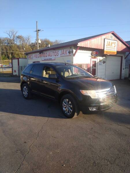 2007 Ford Edge for sale at Jak's Preowned Autos in Saint Joseph MO