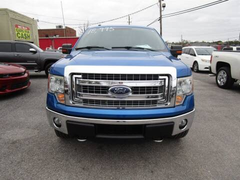 2014 Ford F-150 for sale at DERIK HARE in Milton FL
