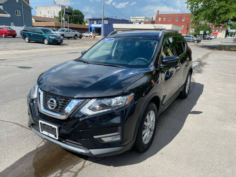 2017 Nissan Rogue for sale at Midtown Autoworld LLC in Herkimer NY