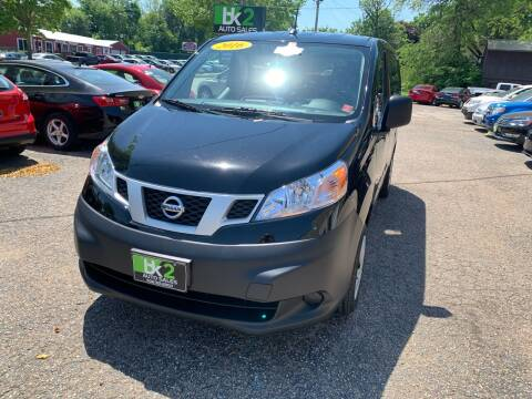2016 Nissan NV200 for sale at BK2 Auto Sales in Beloit WI