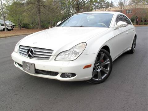 2008 Mercedes-Benz CLS for sale at Top Rider Motorsports in Marietta GA