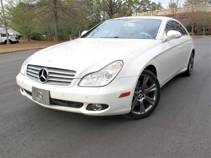 2008 Mercedes-Benz CLS for sale at Top Rider Motorsports in Marietta GA