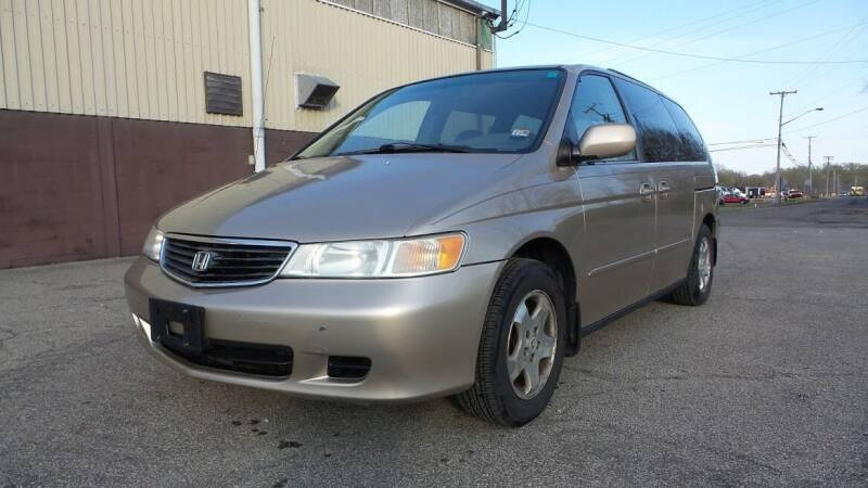 2001 Honda Odyssey for sale in Masury, OH