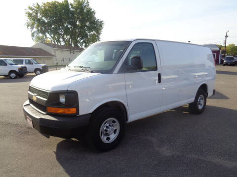 2015 Chevrolet Express Cargo for sale at King Cargo Vans Inc. in Savage MN
