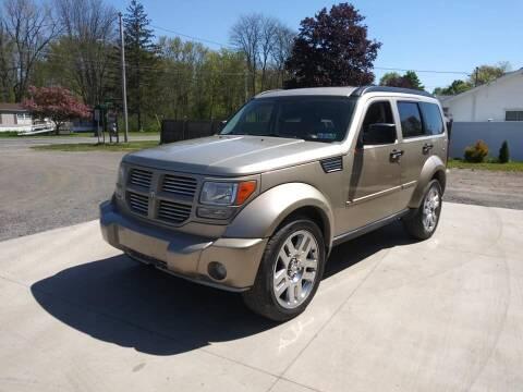 2010 Dodge Nitro for sale at John's Auto Sales & Service Inc in Waterloo NY