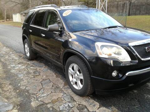 2011 GMC Acadia for sale at ELIAS AUTO SALES in Allentown PA