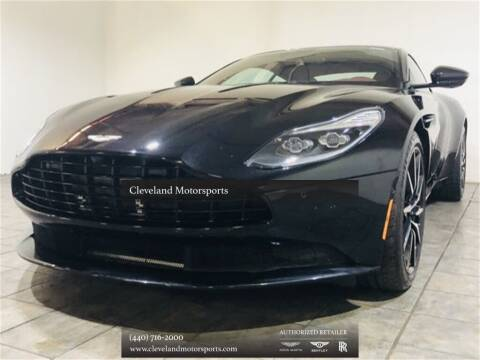 2018 Aston Martin DB11 for sale at Drive Options in North Olmsted OH