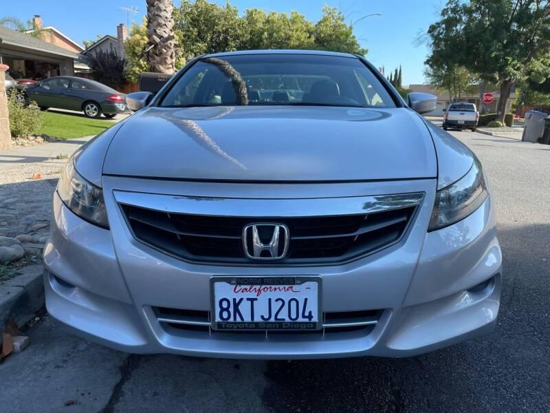 2011 Honda Accord for sale at HAPA AUTO DEALERS in Santa Clara CA