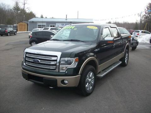 2013 Ford F-150 for sale at Auto Images Auto Sales LLC in Rochester NH