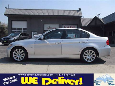 2007 BMW 3 Series for sale at QUALITY MOTORS in Salmon ID