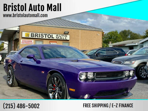 2013 Dodge Challenger for sale at Bristol Auto Mall in Levittown PA