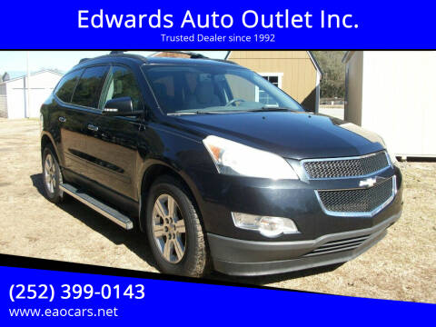2011 Chevrolet Traverse for sale at Edwards Auto Outlet Inc. in Wilson NC