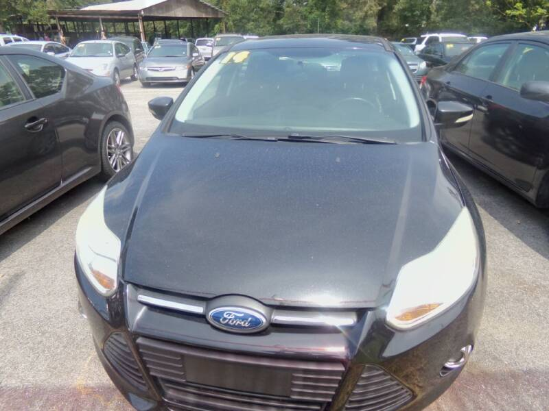 2014 Ford Focus for sale at Alabama Auto Sales in Semmes AL
