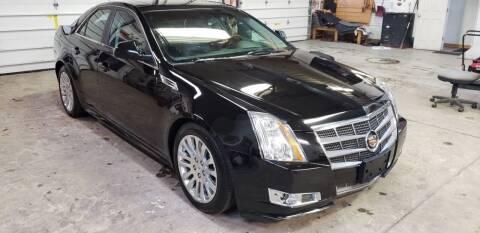 2010 Cadillac CTS for sale at Van Kalker Motors in Grand Rapids MI
