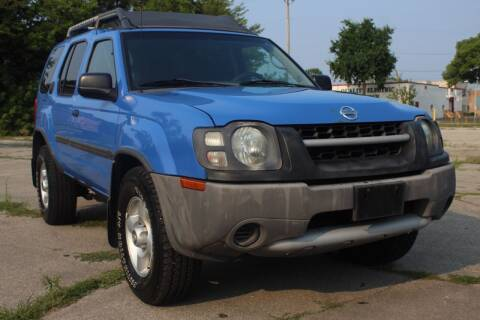 2002 Nissan Xterra for sale at Square Business Automotive in Milwaukee WI