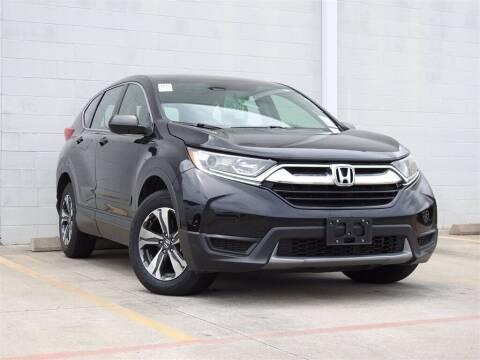 2018 Honda CR-V for sale at Joe Myers Toyota PreOwned in Houston TX