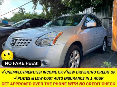 2009 Nissan Rogue for sale at AUTOFYND in Elmont NY