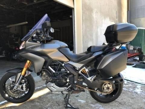2012 Ducati Multistrada 1200 S Touring for sale at Kent Road Motorsports in Cornwall Bridge CT
