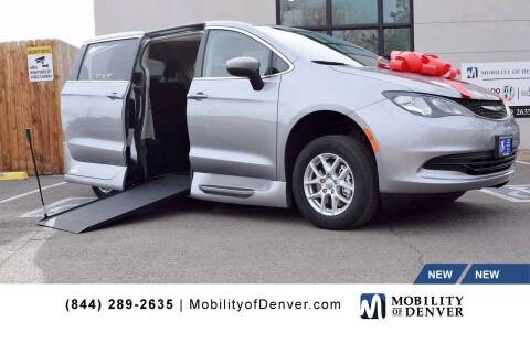 2020 Chrysler Voyager for sale at CO Fleet & Mobility in Denver CO