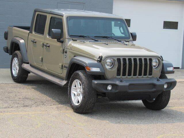 2020 Jeep Gladiator for sale at K&M Wayland Chrysler  Dodge Jeep Ram in Wayland MI