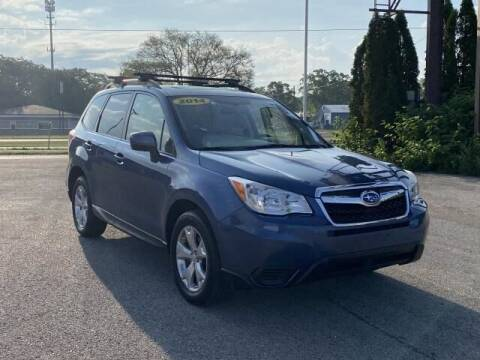 2014 Subaru Forester for sale at Betten Baker Preowned Center in Twin Lake MI