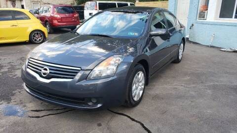 2009 Nissan Altima for sale at Seran Auto Sales LLC in Pittsburgh PA