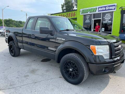 2010 Ford F-150 for sale at Empire Auto Group in Indianapolis IN
