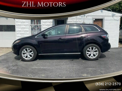 2007 Mazda CX-7 for sale at ZHL Motors in House Springs MO