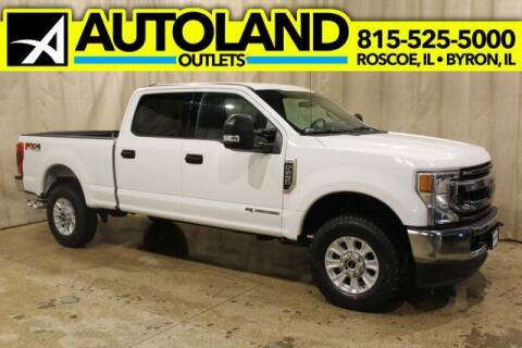 2020 Ford F-250 Super Duty for sale at AutoLand Outlets Inc in Roscoe IL