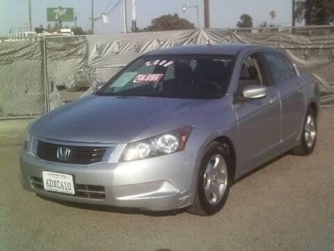 2008 Honda Accord for sale at Valley Auto Sales & Advanced Equipment in Stockton CA