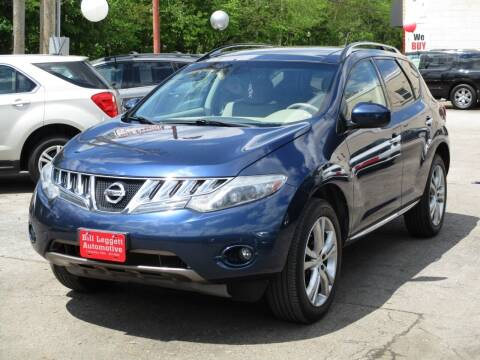 2010 Nissan Murano for sale at Bill Leggett Automotive, Inc. in Columbus OH