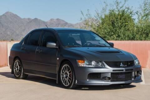 2006 Mitsubishi Lancer Evolution for sale at PROPER PERFORMANCE MOTORS INC. in Scottsdale AZ