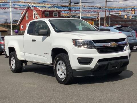 2015 Chevrolet Colorado for sale at Active Auto Sales in Hatboro PA
