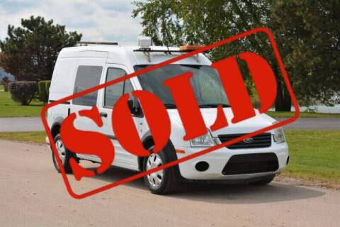 2012 Ford Transit for sale at Signature Truck Center - Cargo Vans in Crystal Lake IL