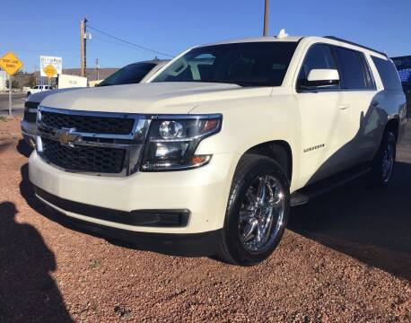 2015 Chevrolet Suburban for sale at SPEND-LESS AUTO in Kingman AZ