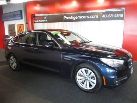 2016 BMW 5 Series for sale at Prestige Motorcars in Warwick RI
