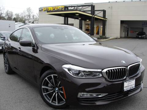 2018 BMW 6 Series for sale at Perfect Auto in Manassas VA