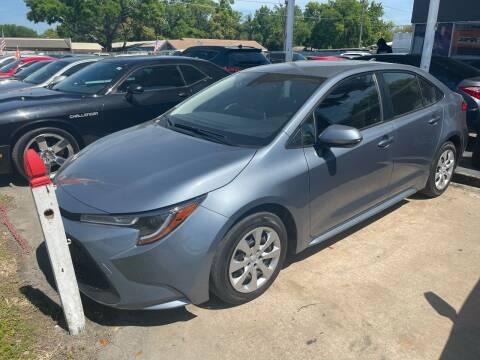 2020 Toyota Corolla for sale at P J Auto Trading Inc in Orlando FL