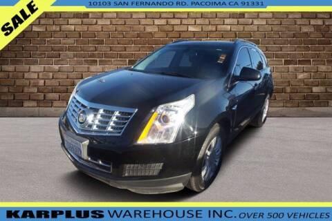 2016 Cadillac SRX for sale at Karplus Warehouse in Pacoima CA