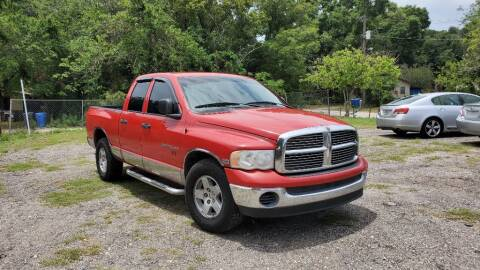2005 Dodge Ram Pickup 1500 for sale at Firm Life Auto Sales in Seffner FL